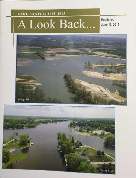Lake Santee 50th Anniversary Book