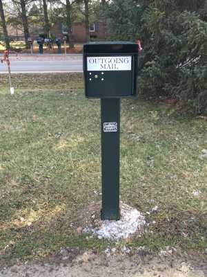 Outgoing Mailbox