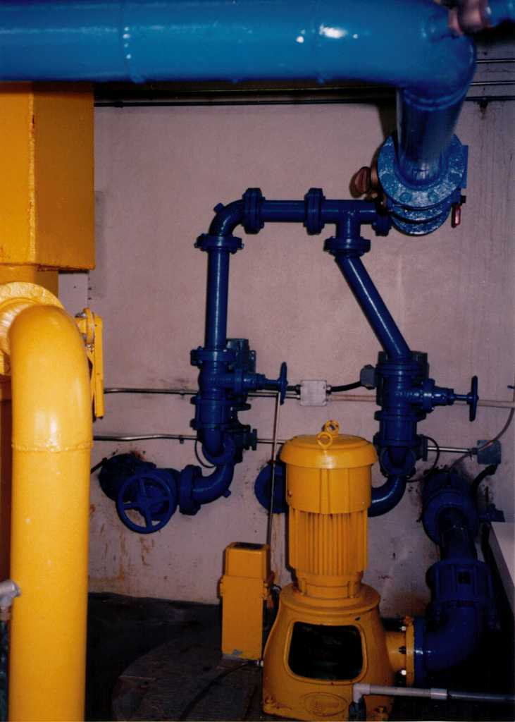 M-1993's-Inside Water Plant