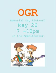 OGR Band @ Amphitheater