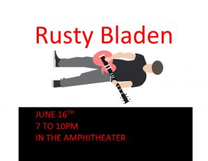 Rusty Bladen Band @ Amphitheater